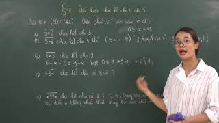 Toán 6[Đại số]: Giải bài 101,102,103 trang 42 SGK tập 1(Dấu hiệu chia hết cho 3, cho 9)
