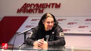 Интервью с лидер группы MORDOR Михаилом Рябовым
