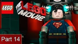 We Play: The Lego Movie Video Game - Put the Thing on the Thing - Part 14 (Xbox One Walkthrough)
