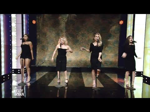 Fifth Harmony - Deliver - Live Kelly & Ryan