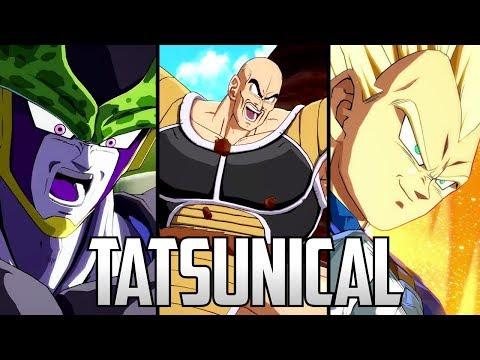 DBFZ ▰ Tatsunical Is A Beast【Dragon Ball Fighterz Open Beta Matches】
