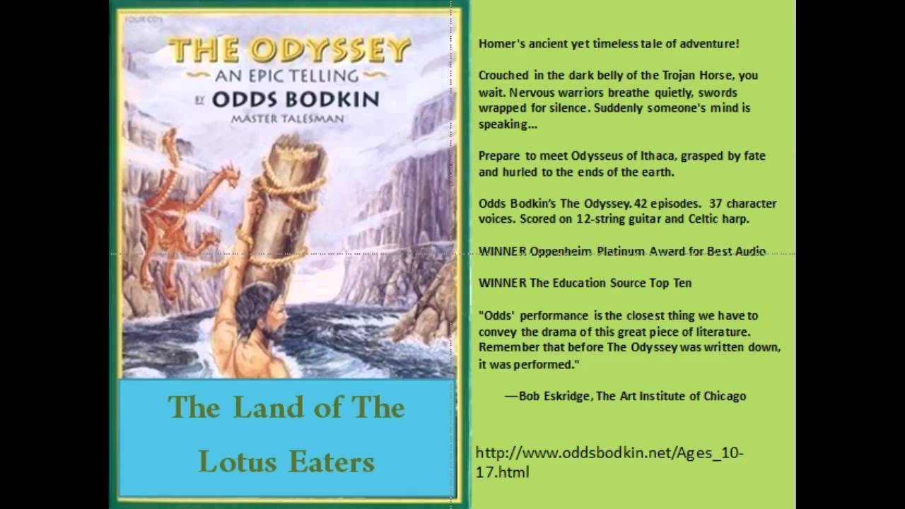 Land of the lotus eaters from the odyssey youtube land of the lotus eaters from the odyssey izmirmasajfo