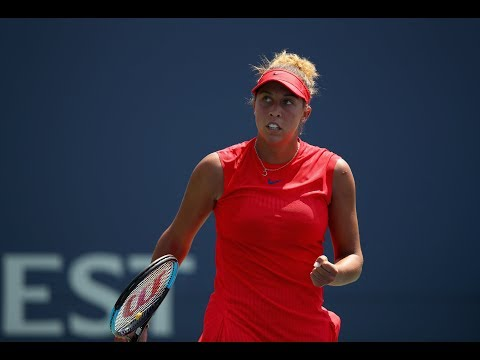2017 Bank of the West Classic Second Round | Madison Keys vs Caroline Dolehide | WTA Highlights