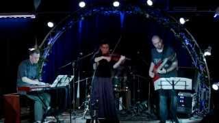 Rakita/Lebedev/Davidyants/Ivshin (Anna Rakita Project) live at A.Kozlov Club