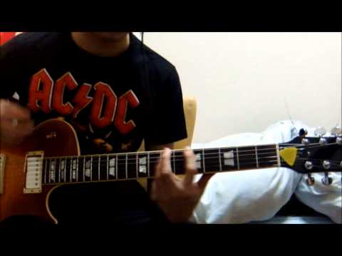 Green Day Homecoming Guitar Cover How To Play