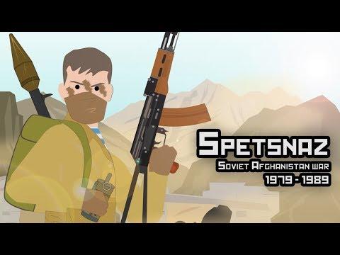 Spetsnaz (Soviet Afghanistan War)