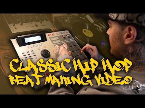Golden Era 90s Hip Hop Soul Sample Classic MPC Beat Making Video Boom Bap