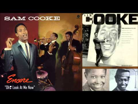"Sam Cooke ♥ Oh❣ Look At Me Now ♥⁀♥ Album ""Encore"""