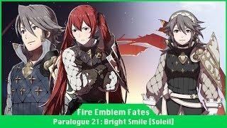 Fire Emblem Fates - Paralogue 21: Bright Smile [Soleil, Laslow, Selena]