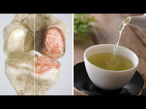 Fight Back and Joint Pain With a Cup of Tea