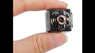 SQ8 - Mini DV Kamera - FULL HD - TEST -