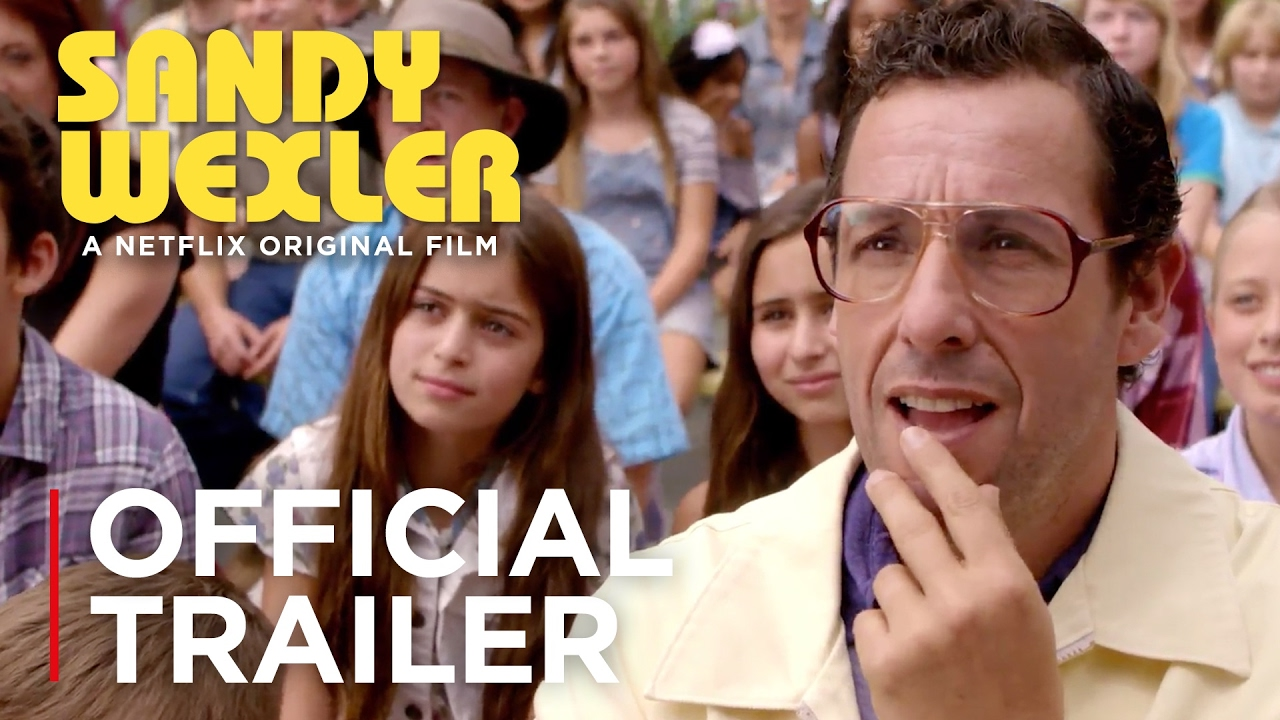 Netflix continue the Adam Sandler love-fest with their