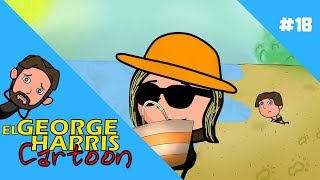 El George Harris Cartoon Ep 18 - Ir a la Playa