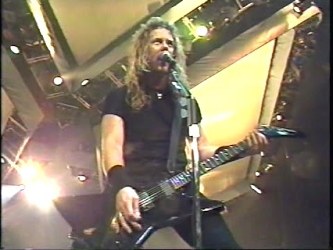 Metallica - Live at The Palace of Auburn Hills, Detroit, MI,