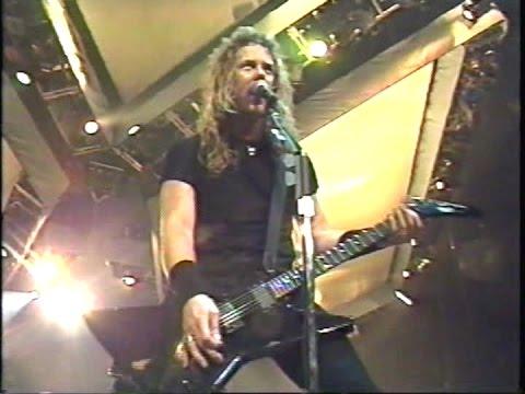Metallica - Live at The Palace of Auburn Hills, Detroit, MI, USA (1991) [Pro-Shot]