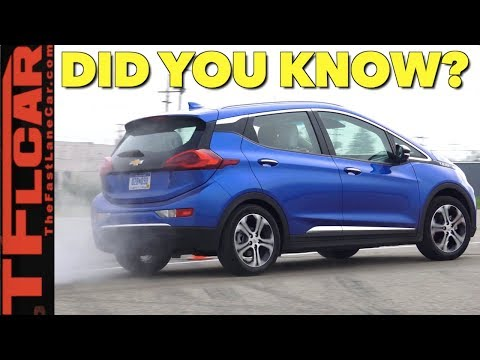 Chevy Bolt Electric: Top 5 Things You Didn