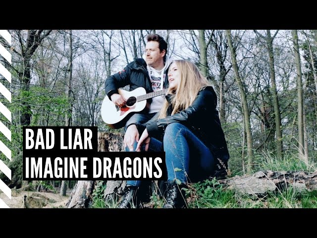 Imagine Dragons - Bad Liar - MR. & MRS. XO cover