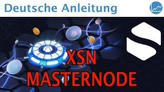 XSN Masternode Anleitung - Stakenet auf VPS einrichten (deutsch, 2021)