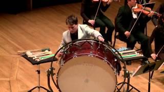 Princeton U Bass Drum Concerto Premiere by Princeton Symphony Orchestra-NJ Arts News Partner Thumbnail