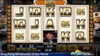 King Kong The 8th Wonder of the World Online Slot