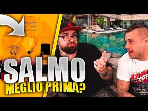 SALMO - 90 MIN | RAP REACTION ( aspettando playlist )
