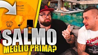 SALMO - 90 MIN | RAP REACTION ( aspettando playlist )