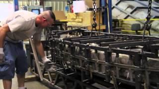 Jackson Kayak Employee Craftsmanship