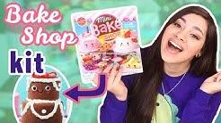 Testing Scholastic's  Mini Bake Shop (Clay Kit)