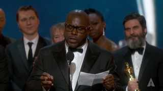 12 Years a Slave Wins Best Picture: 2014 Oscars