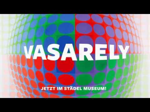 Vasarely. Im Labyrinth der Moderne