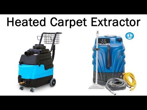 Top 5 best Heated Carpet Extractor 2019