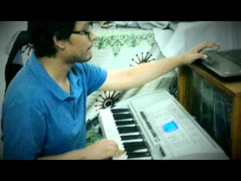 Faraz Masrur - Learning To Live Intro (Dream Theater Cover)