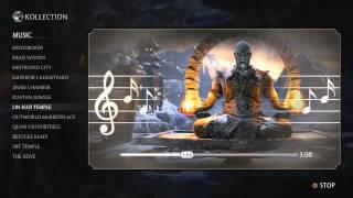 Mortal Kombat X OST - Lin Kuei Temple