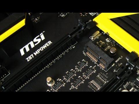 видео: Разгон intel core i7-4770k (msi z87 mpower)