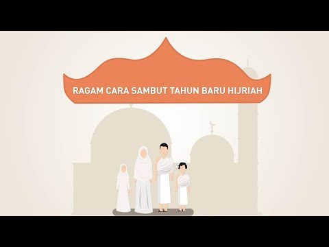 Ini Tradisi Perayaan Tahun Baru Islam di Indonesia!