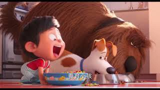 【寵物當家2】小孩篇 - 6月6日 中、英文版同步歡樂登場