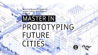 Welcome to 'Prototyping Future Cities' Master Program!