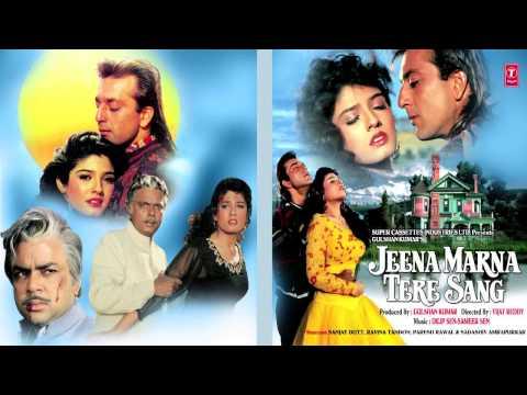 Tune Zamane Yeh Kya Kar Diya Full Song (Audio) | Jeena Marna Tere Sang | Sanjay Dutt, Ravina