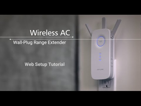 How To Set Up A Wireless AC Wall-Plug Wi-Fi Range Extender
