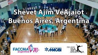Cantá con Nosotros: Shevet Ajim VeAjaiot