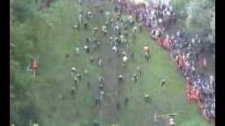Gloucester Cheese Rolling 2007