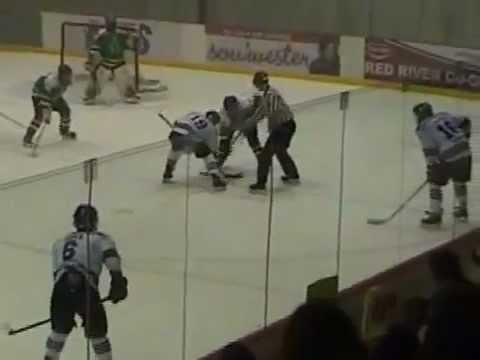 (Pt.4) Husky Classic Wpg. High School Hockey Tourn. FINAL  Oct.28,2012