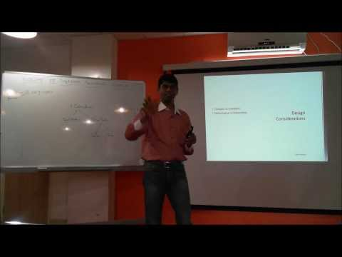 API Design for Architects - by By Prakash G.R. at Software Architects Meetup Bangalore Meetup
