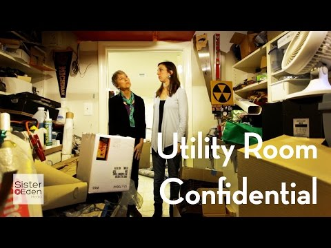 Utility Room Confidential