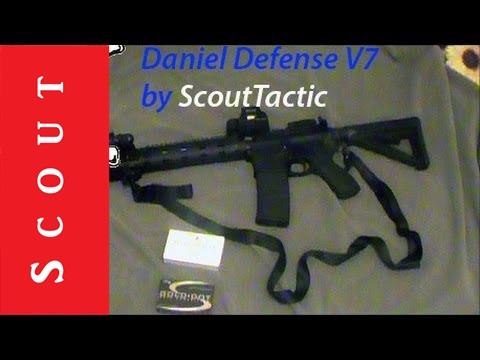 Daniel Defense V7 AR-15 M4 DDM4V7 Carbine Review - ScoutTactic