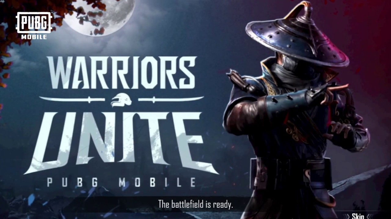 Pubg Mobile Royale Pass Season 9 Warriors
