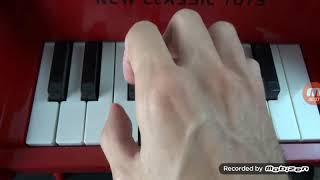 Музыка из мультика Монстры на каникулах 3 море зовет на пианино