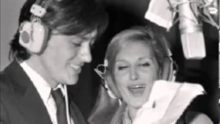 Dalida et Alain Delon - Paroles Paroles