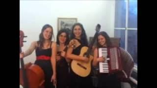 La impertinente señorita orquesta -  Les coeurs tendres (Jacques Brel)