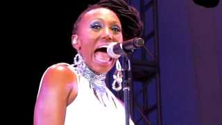 Nile Rodgers & Chic, Thinking Of You, Damrosch Park, NYC 7-25-12